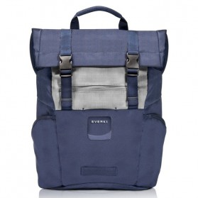 Everki EKP161 ContemPRO Roll Top Laptop Backpack 15.6 Inch - Navy Blue