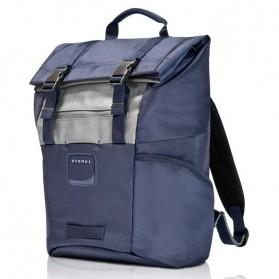 Everki EKP161 ContemPRO Roll Top Laptop Backpack 15.6 Inch - Navy Blue - 2