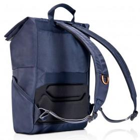 Everki EKP161 ContemPRO Roll Top Laptop Backpack 15.6 Inch - Navy Blue - 3