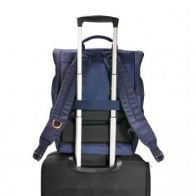 Everki EKP161 ContemPRO Roll Top Laptop Backpack 15.6 Inch - Navy Blue - 6