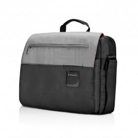 Everki EKF661 ContemPRO Tas Selempang Laptop Briefcase Commuter Bag 14.1 Inch - Black - 2