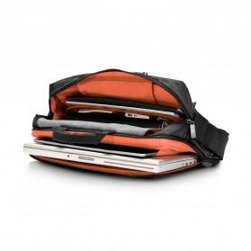 Everki EKF661 ContemPRO Tas Selempang Laptop Briefcase Commuter Bag 14.1 Inch - Navy Blue - 5