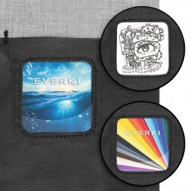 Everki EKF661 ContemPRO Tas Selempang Laptop Briefcase Commuter Bag 14.1 Inch - Navy Blue - 9