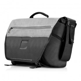 Everki EKS660 ContemPRO Laptop Bike Messenger 14.1 Inch - Black - 2