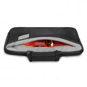 Everki EKF861 ContemPRO Laptop Sleeves Bag with Memory Foam 13.3 Inch - Black - 3