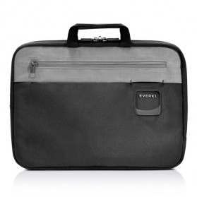 Everki EKF861 ContemPRO Laptop Sleeves Bag with Memory Foam 15.6 Inch - Black - 1