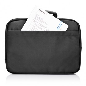 Everki EKF861 ContemPRO Laptop Sleeves Bag with Memory Foam 15.6 Inch - Black - 4