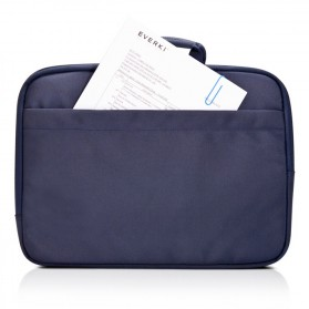 Everki EKF861 ContemPRO Laptop Sleeves Bag with Memory Foam 15.6 Inch - Navy Blue - 4