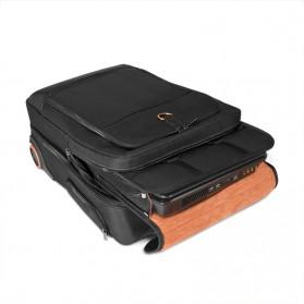 Everki EKB420 Titan Koper Laptop Trolley - Black - 5