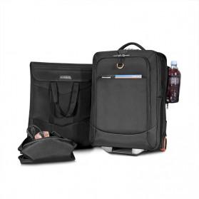 Everki EKB420 Titan Koper Laptop Trolley - Black - 9
