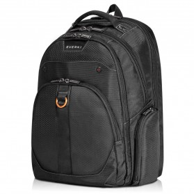Everki EKP121S15 Atlas Tas Ransel Business Backpack - Black - 2
