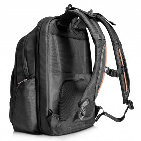 Everki EKP121S15 Atlas Tas Ransel Business Backpack - Black - 3