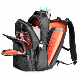 Everki EKP121S15 Atlas Tas Ransel Business Backpack - Black - 4