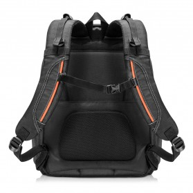 Everki EKP121S15 Atlas Tas Ransel Business Backpack - Black - 12