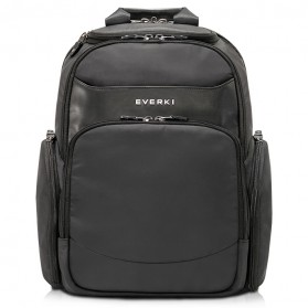 Everki EKP128 Versa Suite Tas Laptop Backpack - Black