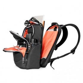 Everki EKP128 Versa Suite Tas Laptop Backpack - Black - 4