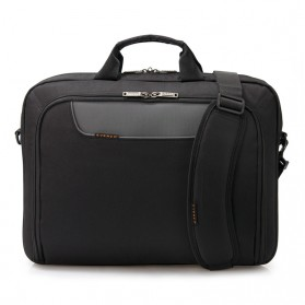 Everki EKB407NCH17 - Advance Laptop Case - Briefcase, fits up to 17.3