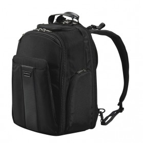 Everki EKP127 - Versa Premium Checkpoint Friendly Laptop Backpack, up to 14.1 - Black