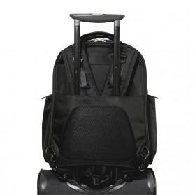 Everki EKP127 - Versa Premium Checkpoint Friendly Laptop Backpack, up to 14.1 - Black - 2
