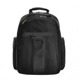 Everki EKP127 - Versa Premium Checkpoint Friendly Laptop Backpack, up to 14.1 - Black - 6
