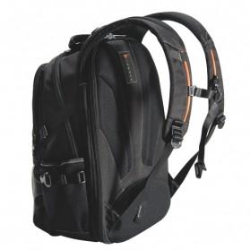Everki EKP133 - Concept Premium Checkpoint Laptop Backpack, up to 17.3 - Black - 3