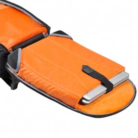 Everki EKP133 - Concept Premium Checkpoint Laptop Backpack, up to 17.3 - Black - 5