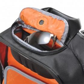 Everki EKP133 - Concept Premium Checkpoint Laptop Backpack, up to 17.3 - Black - 8