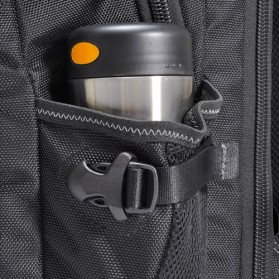 Everki EKP133 - Concept Premium Checkpoint Laptop Backpack, up to 17.3 - Black - 11
