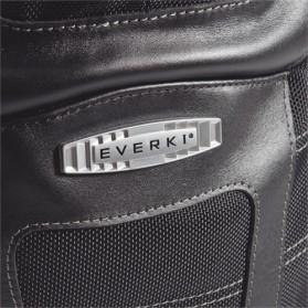 Everki EKP133 - Concept Premium Checkpoint Laptop Backpack, up to 17.3 - Black - 12