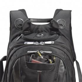 Everki EKP133 - Concept Premium Checkpoint Laptop Backpack, up to 17.3 - Black - 13