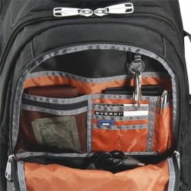 Everki EKP133 - Concept Premium Checkpoint Laptop Backpack, up to 17.3 - Black - 14