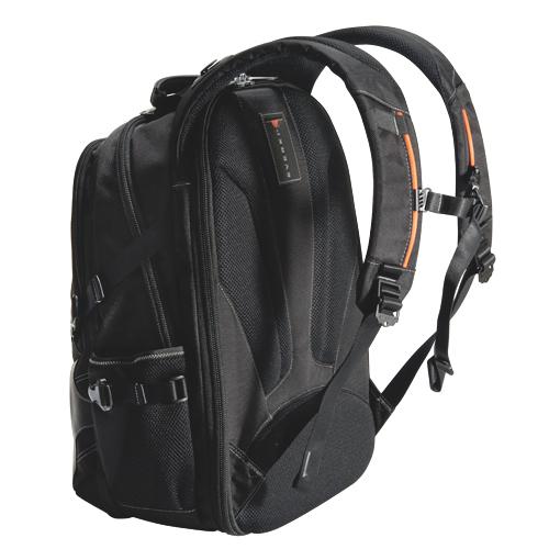... Everki EKP133 - Concept Premium Checkpoint Laptop Backpack, up to 17.3 - Black - 3 ...