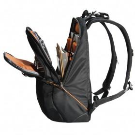 Everki EKP129 - Glide Laptop Backpack fits up to 17.3 - Black - 4