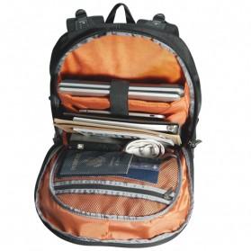 Everki EKP129 - Glide Laptop Backpack fits up to 17.3 - Black - 6
