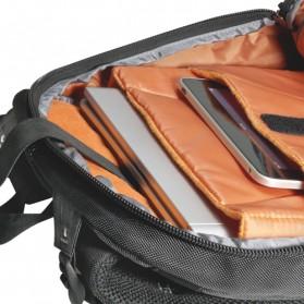 Everki EKP129 - Glide Laptop Backpack fits up to 17.3 - Black - 7
