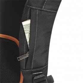 Everki EKP129 - Glide Laptop Backpack fits up to 17.3 - Black - 9