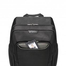 Everki EKP107 Advance Tas Ransel Laptop Backpack 15.6 Inch - Black - 8