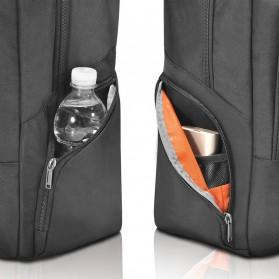 Everki EKP107 Advance Tas Ransel Laptop Backpack 15.6 Inch - Black - 9