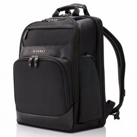Everki EKP132 Onyx Tas Ransel Laptop Premium Travel Backpack 15.6 Inch - Black - 3