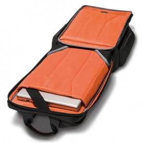 Everki EKP132 Onyx Tas Ransel Laptop Premium Travel Backpack 15.6 Inch - Black - 6