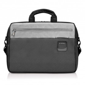 Everki EKB460 ContemPRO Tas Selempang Laptop Briefcase Commuter Bag 15.6 Inch - Black