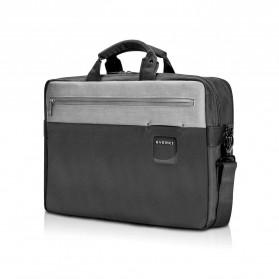 Everki EKB460 ContemPRO Tas Selempang Laptop Briefcase Commuter Bag 15.6 Inch - Black - 2