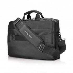 Everki EKB460 ContemPRO Tas Selempang Laptop Briefcase Commuter Bag 15.6 Inch - Black - 3