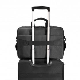 Everki EKB460 ContemPRO Tas Selempang Laptop Briefcase Commuter Bag 15.6 Inch - Black - 5