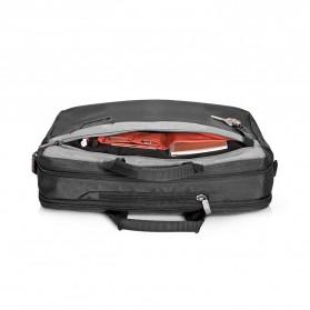 Everki EKB460 ContemPRO Tas Selempang Laptop Briefcase Commuter Bag 15.6 Inch - Black - 6
