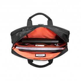 Everki EKB460 ContemPRO Tas Selempang Laptop Briefcase Commuter Bag 15.6 Inch - Black - 7