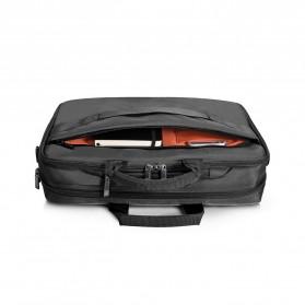 Everki EKB460 ContemPRO Tas Selempang Laptop Briefcase Commuter Bag 15.6 Inch - Black - 8