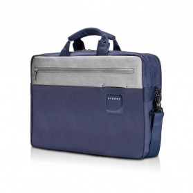Everki EKB460 ContemPRO Tas Selempang Laptop Briefcase Commuter Bag 15.6 Inch - Navy Blue - 2