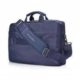 Everki EKB460 ContemPRO Tas Selempang Laptop Briefcase Commuter Bag 15.6 Inch - Navy Blue - 3
