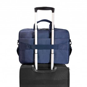 Everki EKB460 ContemPRO Tas Selempang Laptop Briefcase Commuter Bag 15.6 Inch - Navy Blue - 5